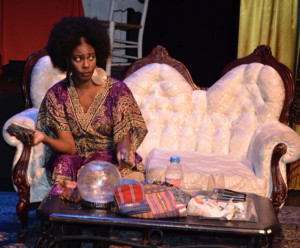 Andrea J, Fulton's Acclaimed Play UGLY IS A HARD PILL Comes to Brooklyn In April