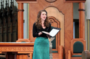 Winner Of GR Bach Festival's $10,000 Keller Award Unexpectedly Goes On Stage Hours Later