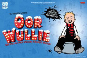 OOR WULLIE Comes to Theatre Royal