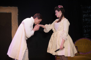 Sonorous Road Theatre Presents EMILIE: LA MARQUISE DU CHATELET DEFENDS HER LIFE TONIGHT