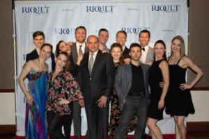 Rioult Dance NY 2019 Spring Gala Honors Actress Kathleen Turner And Board Member Lisa Mueller
