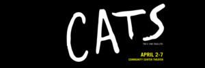CATS Returns To Sacramento, April 2-7