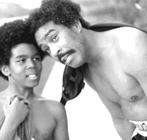 Richard Pryor Jr Visits Hometown With New Book IN A PRYOR LIFE
