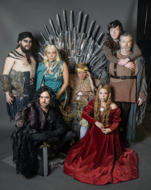 Vancouver TheatreSports Presents THRONE AND GAMES THE LAST LAUGH