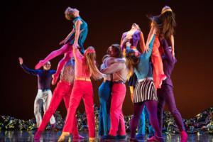PEPPERLAND Mark Morris' Exuberant Homage To Sgt. Pepper Makes NY Premiere At BAM