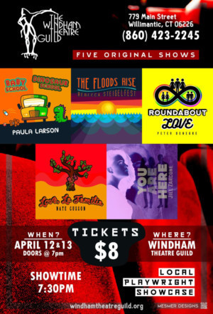 Windham Theatre Guild Presents Playwright's Showcase