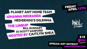 Planet Ant Home Team In A Very Springy Comedy Pop-Up