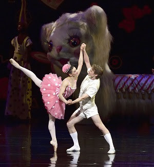 American Ballet Theatre's WHIPPED CREAM At The Auditorium Theatre