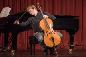 Naumburg Cellist Lev Sivkov Joined By Pianist Nikita Mndoyants To Perform In Weill Recital Hall