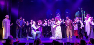 Star Gets Surprise Proposal On CT's Downtown Cabaret Theatre Stage