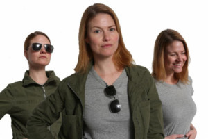 Gripping Drama GROUNDED Marks Return Of Kate MacCluggage To The Kitchen Theatre Company