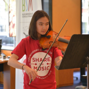 Bloomingdale School Of Music Students Perform For 10 Hours To Raise Funds For Scholarship And Financial Aid