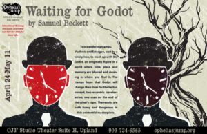 Ophelia's Jump Presents WAITING FOR GODOT