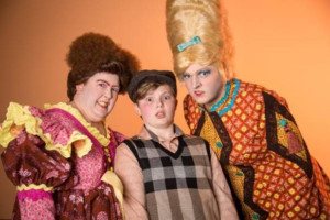 JAMES AND THE GIANT PEACH Promises Entertaining Family Fun