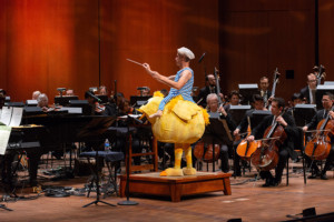 Kinder HSPVA Students Join The Houston Symphony In ONCE UPON A TIME