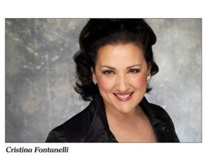 Cristina Fontanelli Comes to Feinstein's/54 Below