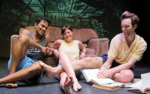 Bridge Street Theatre Presents The World Premiere Of THE LETTERS By David Zellnik