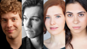 Casting Announced For Black Button Eyes Productions' GHOST QUARTET