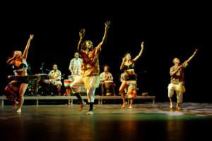 Luminato And Lua Shayenne Dance Company Present KIRA, THE PATH