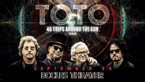 TOTO Announce Fall North American Tour Dates