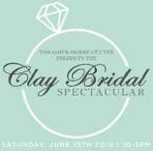 CLAY BRIDAL SPECTACULAR Announced At Thrasher-Horne Center June 15