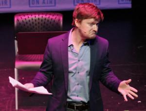 Hear David Harbour & Steven Boyer Face Off In Audio Play AN UPSET
