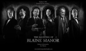 THE HAUNTING OF BLAINE MANOR Will Embark on a UK Tour
