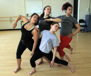 Mercer Dance Ensemble Comes to Kelsey Theatre May 11 And 12