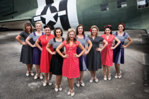 South Florida Leading Ladies Form All-Star Harmony Group