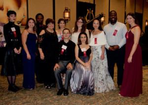 Marilynn Wick Inspires NSAL Scholarship Winners At Star Maker Awards