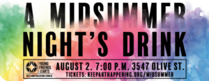 A MIDSUMMER'S NIGHT DRINK Returns To Centene Center For The Arts In August