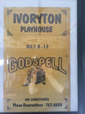 GODSPELL Returns to The Ivoryton Playhouse
