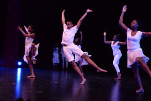 Red Clay Dance Presents DANCE4PEACE Concert June 1