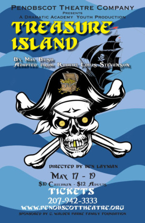TREASURE ISLAND Brings High Seas Adventure To The Stage At Penobscot Theatre Company
