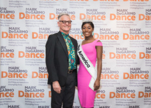 Nia Imani Franklin, Miss America 2019, Receives An Arts Education Award At Dance For Dance Gala