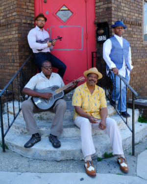 Flushing Town Hall Presents Country Blues & Dance By Phil Wiggins Blues House Party And The Harris Brothers