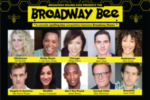 Ali Stroker, Taylor Louderman, Paige Davis, And More Will Compete In Tonight's Broadway Bee