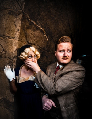 WallByrd Theatre Announces Alfred Hitchcock's 39 STEPS