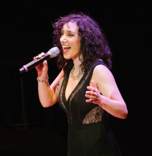 The Axelrod Presents STRIKE UP THE BAND - The Gershwins Swing With Gabrielle Stravelli