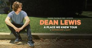 Dean Lewis' 'A Place We Knew' Australian Tour Kicks Off Tonight In Sydney