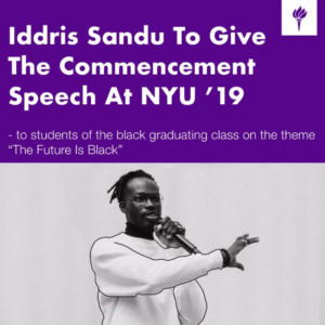 Architect And Tech Wiz Iddris Sandu To Deliver BSU's 2019 Commencement Speech