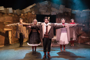 HONK! THE MUSICAL Makes A Splash At The Belgrade Theatre