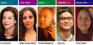 The Herb Alpert Award In The Arts Announces 25th Anniversary Recipients