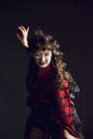 Shakespeare Meets Butoh In HIDE YOUR FIRES: BUTOH LADY MACBETH