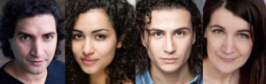 Game Of Thrones' Meena Rayann Amongst Cast For Exchange Theatre's THE FLIES