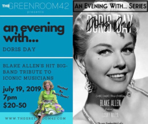 The Green Room 42's AN EVENING WITH... Series Will Celebrate Doris Day
