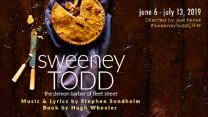 SWEENEY TODD Slashes Into Circle Theatre