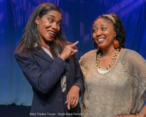 Black Theatre Troupe Presents SINGLE BLACK FEMALE