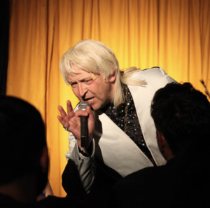 Clinton Baptiste Hits The Road The Autumn With THE PARANORMALIST RETURNS!