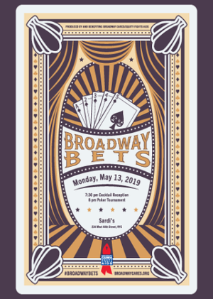 BROADWAY BETS Hits Record-Breaking $315,200 For BC/EFA